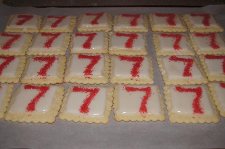 stencil sugar cookies