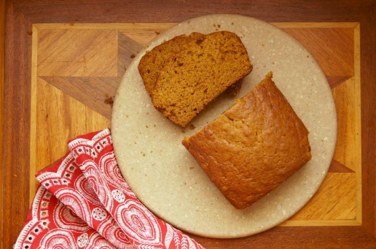 pumpkin bread :: cameraLinz